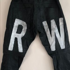 RARE G-Star RAW 5620 3D Tapered Painted IP